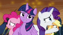 Rarity -we can't just leave them here- S9E2