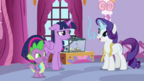 Rarity 22the effect will be dazzling22 S9E26