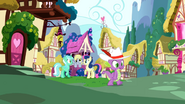 S02E10 Spike idzie przez Ponyville