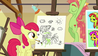 S06E04 Obraz Apple Bloom
