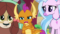 "Smolder ""well, it worked, didn't it?"" S8E16"