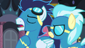 "Soarin ""if you can prove that somepony else is behind Spitfire's disappearance"" S5E15.png"
