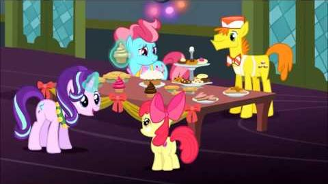 "Swedish My Little Pony - ""Hearth's Warming Eve is Here Once Again"" Reprise"