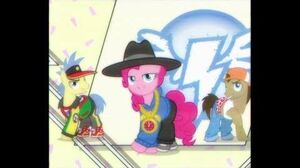 The rappin' Hist'ry of the Wonderbolts - Japanese