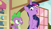 "Twilight ""I'll take care of everything else"" S7E3"