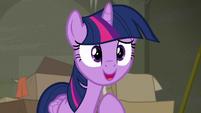 Twilight --I'm talking about myself-- S6E9