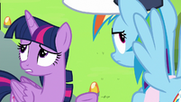 "Twilight Sparkle ""at a forty-five degree angle"" S6E24"