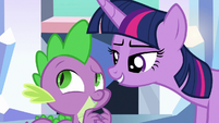 Twilight Sparkle --you just risked all of it-- S6E16