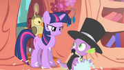 Twilight pega Spike no flagra T1E24