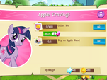 Apple Cravings objectives MLP Game