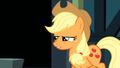 Applejack 'You know what would make a good impression' S3E4.png