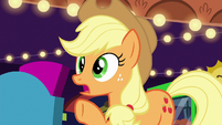 Applejack --just a load of applesauce!-- S6E20