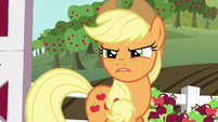 Applejack --no way I'm lettin' that lousy Svengallop-- S5E24