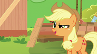 Applejack -Teacher of the Month kind o' ponies- S8E9