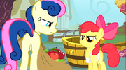 BonBon and Apple Bloom