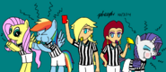 FANMADE Crossover Referee Corps