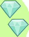 Green Jewel cutie mark crop S2E18