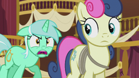 Lyra -our whole friendship was based on a lie-!- S5E9