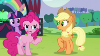"Pinkie Pie ""Please!"" S5E24"