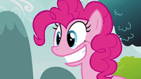 Pinkie Pie clone big smile S3E3