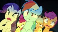 Pony sisters in complete shock S7E16
