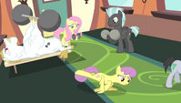 Ponyville teams go back to training S4E24