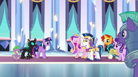 "Princess Cadance ""eager to do the same"" S6E16"