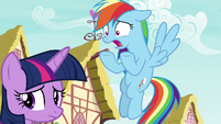 "Rainbow ""what could the Washouts possibly have"" S8E20"