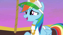 Rainbow -I wouldn't miss it for anything!- S8E5