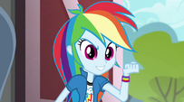 "Rainbow Dash ""we unleash the counter-spell then"" EG2"