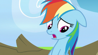 Rainbow Dash -I was always so embarrassed- S7E7