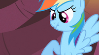 Rainbow Dash -how to party Ponyville style- S2E09