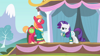 Rarity 'Haven't I told you about punctuality' S4E14