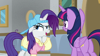 Rarity -the key to going undercover- S8E16