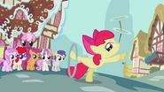 S02E06 Dumna poza Apple Bloom