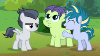 "Skeedaddle ""your own brother is a Wonderbolt!"" S7E21"