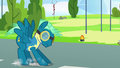 Sky Stinger screeching to a stop S6E24.png