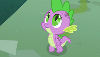 Spike smelly S1E25
