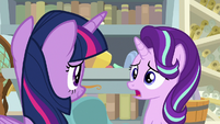 """Starlight """"I'm mostly just nervous"""" S9E20"""