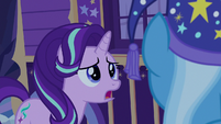 "Starlight Glimmer ""I think the...!"" S6E25"