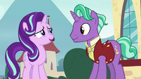 Starlight Glimmer -absolutely- S8E8