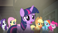 Twilight -why did you want us to come down here-- S5E1