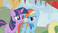 Twilight question face S1E13