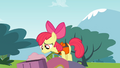 Apple Bloom 'Uh-oh' S4E09.png
