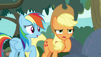 "Applejack ""all we have to do is"" S8E9"