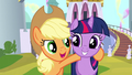 Applejack 'You clearly had' S3E2.png