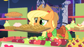 Applejack hands Rarity the fritters S1E26.png