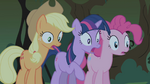 Applejack shocked S01E02