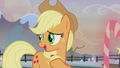 Applejack suggests opening presents S5E20.png