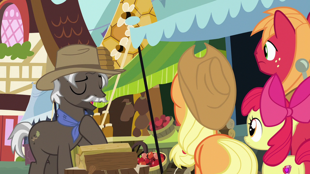 "File:Burnt Oak ""a real peach of a Pear"" S7E13.png"